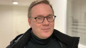 Mats Brandt, stadsdirektör i Nykarleby.