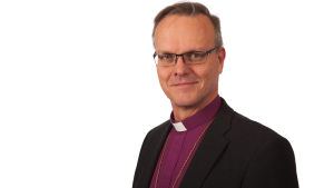 Arkkipiispa Tapio Luoma.