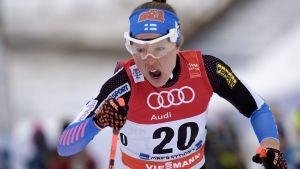Kerttu Niskanen, Tour de Ski 2016.