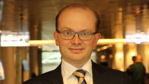 Penna Urrila är ledande ekonom på Finlands näringsliv EK.