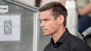 VPS-tränaren Petri Vuorinen.