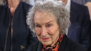 Kirjailija Margaret Atwood