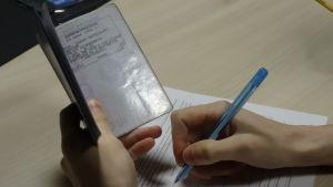 Namnlista kompletteras inför presidentvalet i Ryssland.