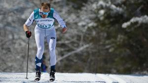Ilkka Tuomisto, Paralympics 2018.