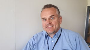 Carl Slätis, projektledare vid Nylands förbund