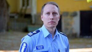 Porträttbild på Markus Ramstedt.
