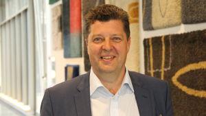 Stefan Björkman utnämndes till vd för Konstsamfundet 20.6.2018.