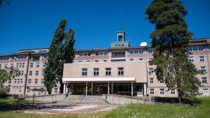 Sjukhuset i Mjölbolsta