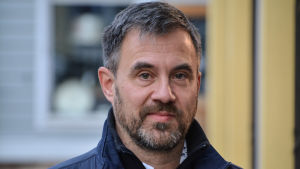 Fredrick von Schoultz, biträdande stadsdirektör för Borgå