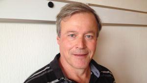 Porträtt av Olle Lerche.