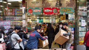 Coronavirusutbrottet i Kina kan ha allvarliga följder för den globala handeln och ekonomin.