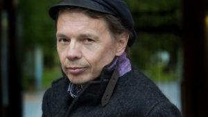 Författaren och kulturjournalisten Tomas Jansson.