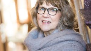Journalisten Riitta Kylänpää.