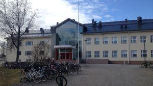 Villa skola i Karleby.