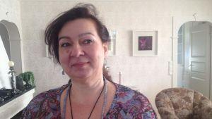 Natalia Storm arbetade som ingenjör vid Tjernobyls kärnkraftverk 1981-86.