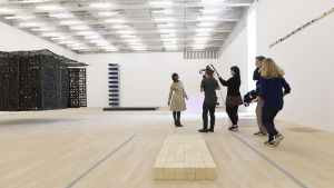 Tate Moderns nybygge öppnades