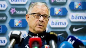 Lars Lagerbäck.