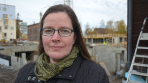 Päivi Korkealaakso, Vasas planläggningsdirektör.
