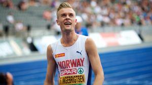 Filip Ingebrigtsen, EM 2018.