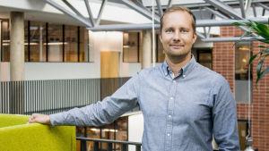 Aalto-yliopiston professori Antti Oulasvirta