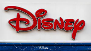 Disneys logo.