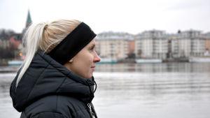 Sandra Eriksson.