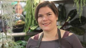 Johanna Vireaho, företagare.