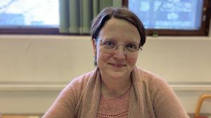 Miia Äkkinen är ekonomi-och strategichef i Vasa.