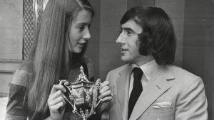 Nina Rindt och Jackie Stewart
