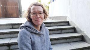 Kajsa Rosqvist är projektledare för Best project, en expertgrupp som ger rekommendationer om industrins spillvatten. Rosqvist arbetar vid Helsingfors stads miljötjänster.