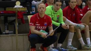 Ken Sirenius under Dicken-match 2019.