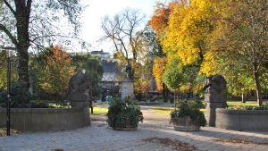 park i stockholm