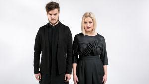Norma John är med i Tävlingen för ny musik, UMK, 2017.