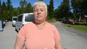 Ann-Louise West, taxiföretagare