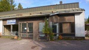 Kaféet och loppisen har stängt i Pyttis kyrkby.