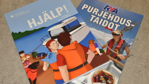 handböcker för båtfolk
