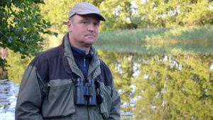 Biologen Magnus Östman