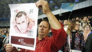 Hungerstrejk for lon i sibirien