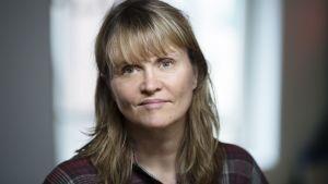 Den norska författaren Nina Lykke.