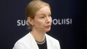Saana Nilsson kommenterar terrorismen i Finland