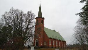 Taborkyrkan i Ingå