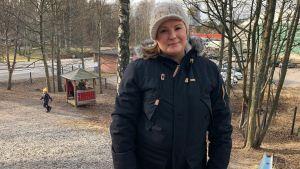 Eftisledare Nina Eriksson