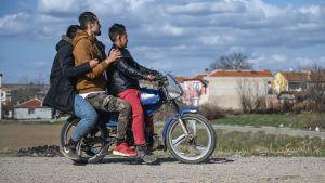 Migranter i Turkiet