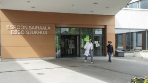 Uusi Espoon sairaala / Espoo 25.05.2020
