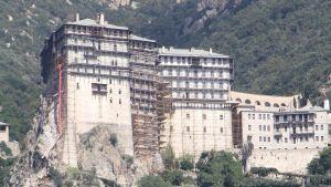 Dionysiouklostret på Athos