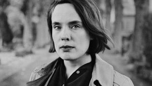 Poeten Matilda Södergran.