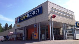 K-Supermarket i Östermalm
