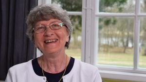 Gerda Englund gäst i Himlaliv