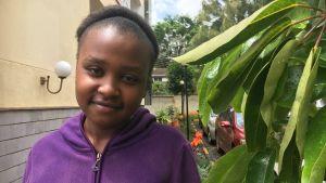 Femtonåriga Joyce Wachane vill inte att hennes barn ska behöva få en så dålig skolgång som hon har fått. Kenya måste förändras, säger hon.