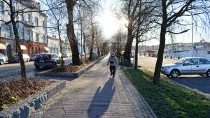 Östra åstranden i Borgå